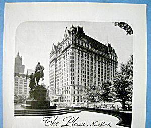 Vintage Ad: 1946 Hilton Hotels (Image1)