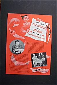1940 Revlon For Fingertips & Lips with Lemonade & Punch (Image1)