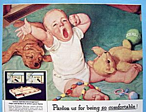 Vintage Ad: 1952 Lennox Aire Flo Heating (Image1)