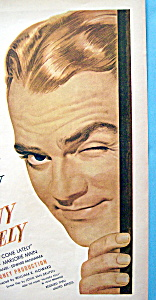 1942 Johnny Come Lately with James Cagney Winking Eye (Image1)