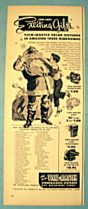Vintage Ad: 1952 View Master with Santa Claus (Image1)