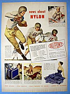 Vintage Ad: 1948 Du Pont Nylon (Image1)