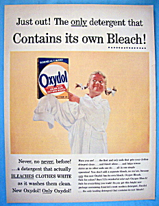 Vintage Ad: 1956 Oxydol (Image1)