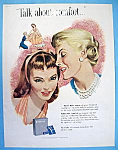 Vintage Ad: 1957 Kotex (Image1)