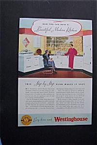 1936 Westinghouse Kitchen Planning Dept w/Women Talking (Image1)