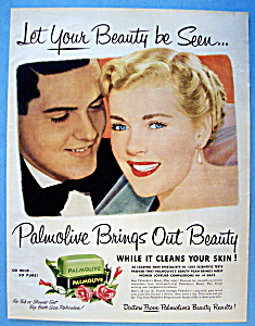 Vintage Ad: 1951 Palmolive Soap (Image1)