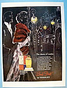 Vintage Ad: 1951 Bond Street By Yardley (Image1)