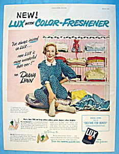 1951 Lux Soap with Diana Lynn (Image1)