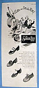 Vintage Ad: 1951 Stride Rite Shoes (Image1)