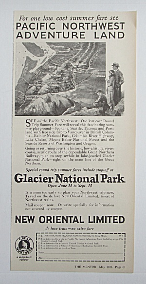 Vintage Ad: 1951 Lederle Research By Douglas Crockwell (Image1)