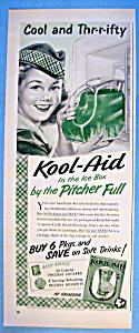 Vintage Ad: 1952 Kool-Aid (Image1)