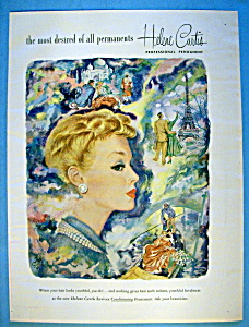 Vintage Ad: 1952 Helene Curtis Revivex Permanent (Image1)