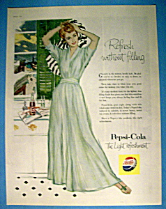 1956 Pepsi Cola (Pepsi) w/Woman Drying Her Hair (Image1)