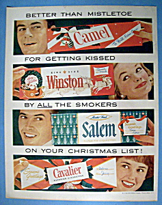 Vintage Ad: 1957 R. J. Reynolds Tobacco Company (Image1)