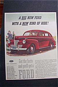 1940 Ford Cars with Great Picture of a Ford Car (Image1)