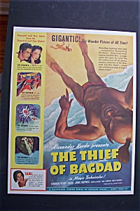 1940 The Thief Of Bagdad