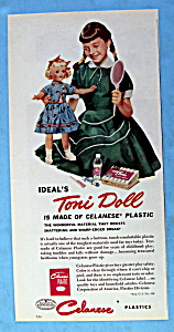Vintage Ad: 1953 Ideal's Toni Doll (Image1)