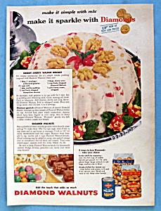 Vintage Ad: 1954 Diamond Walnuts (Image1)