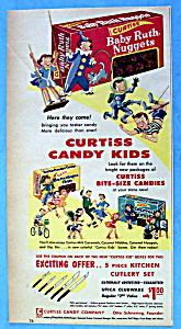 Vintage Ad: 1955 Curtiss Bite Size Candies (Image1)