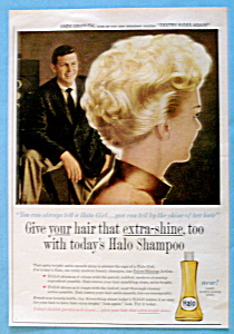 1959 Halo Shampoo w/ Andy Griffith (Destry Rides Again) (Image1)