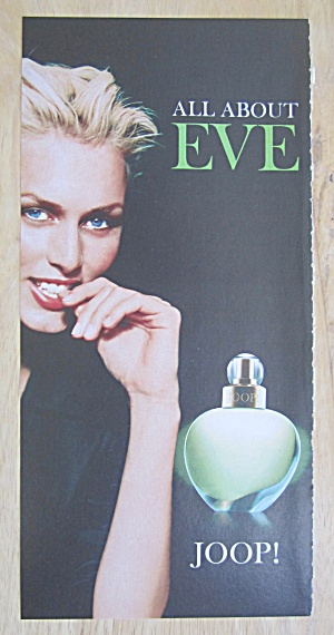 2004 Joop Perfume with All About Eve  (Image1)
