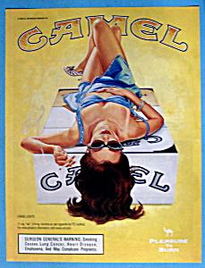 Vintage Ad: 2004 Camel Cigarettes (Image1)
