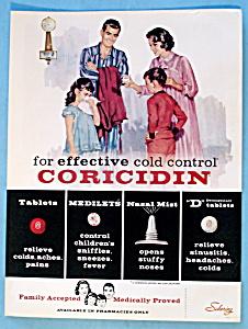 Vintage Ad: 1961 Coricidin (Image1)