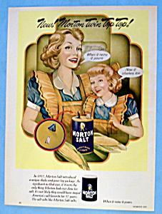 Vintage Ad: 1969 Morton Salt (Image1)
