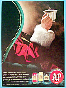 Vintage Ad: 1959 A & P Coffee (Image1)