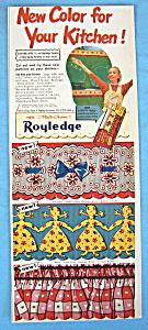Vintage Ad: 1952 Royledge (Image1)