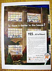 Vintage Ad: 1944 Texaco (Image1)