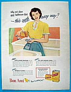 Vintage Ad: 1948 Bon Ami (Image1)