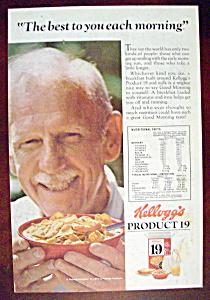 Vintage Ad: 1972 Kellogg's Product 19 (Image1)