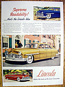 1949 Lincoln with the Lincoln Cosmopolitan (Image1)
