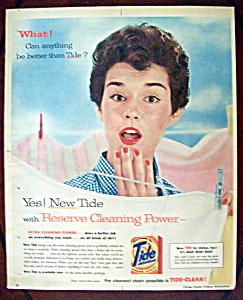 Vintage Ad: 1957 Tide (Image1)