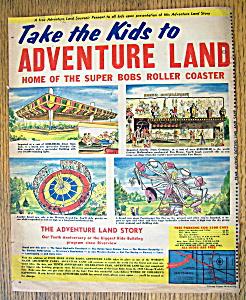 Vintage Ad: 1970 Adventure Land Amusement Park (Image1)