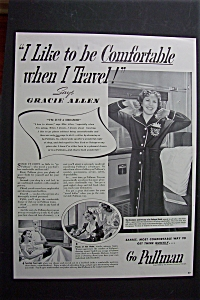 1940 Pullman with Gracie Allen (Image1)