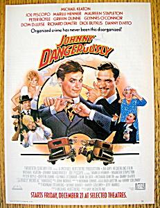 1984 Johnny Dangerously w/ Marilu Henner & Peter Boyle (Image1)