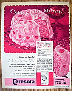 Vintage Ad: 1961 Ceresota Flour (Image1)