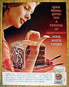 Vintage Ad: 1962 Gold Medal Flour (Image1)
