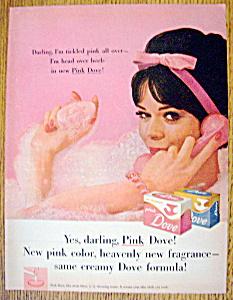 Vintage Ad: 1962 Pink Dove (Image1)