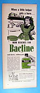 Vintage Ad: 1956 Bactine (Image1)