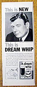 1959 Dream Whip with Arthur Godfrey (Image1)