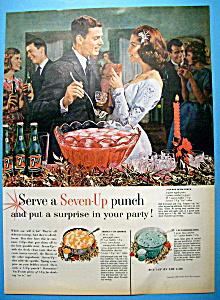 Vintage Ad: 1962 Seven-up (Image1)
