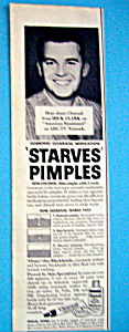 Vintage Ad: 1959 Clearasil with Dick Clark (Image1)