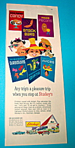 Vintage Ad: 1962 Stuckey's