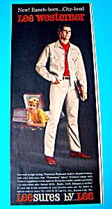Vintage Ad: 1959 LeeSures Westerner Pants & Jacket (Image1)