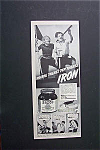1940 Bosco Milk Amplifier w/ 2 Boys Dressed as Pirates (Image1)