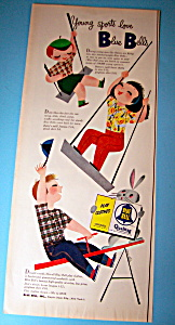1953 Blue Bell Clothes with Children on Swings (Image1)