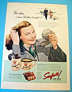 Vintage Ad: 1947 Seaforth For Men (Image1)